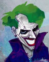 The Joker by Dariyen