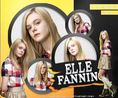 Pack PNG - Elle Fanning #12 by MarinaDiaz2002