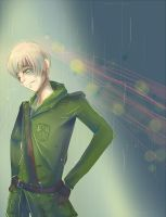 APH-  ANGST IN THE RAIN by super-squirrel