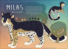 COM: Milas the Jaguar by c-Chimera