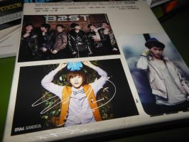 My Kpop Photocards 1 by ShineeWorld58