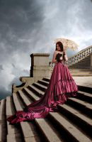 Stairway to Heaven by ky-sta by Fantasy-Fellowship