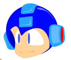 Mega Man...Again by FrancR