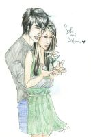 seth and aislinn by burdge