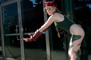 Cammy by DISC-Photography