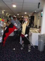 Maka cosplayer-Sunnycon 2016 by Fran48