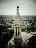 Paris Sacre Coeur by oabbasov