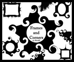 Frames and Corners by Skim89