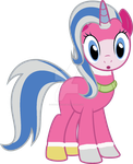 The LEGO Movie Unikitty As A My Little Pony by MLPfimAndTMNTfan