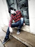 Marshall Lee Cosplay - Bad Little Boy by AzrilLePUNK