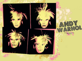Andy Warhol wallpaper by AdrienneTyler