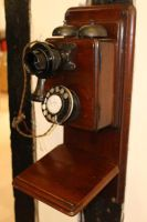 Old Fashioned Phone 3 by fuguestock