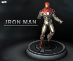 Marvel - Iron Man by davislim