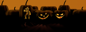 Pumpkin Patch by Ludez