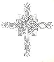 Celtic Cross by Tattoo-Design