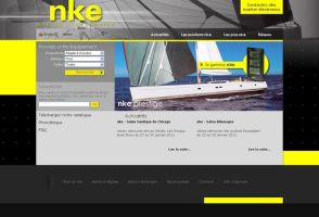 Site NKE voile by Giboo