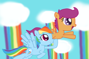 Flying Pigasuse by Scootie-246