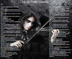 Tale of a Gothic Composer by demonrobber