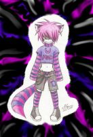 The Cheshire Cat - BV1 by HirokoTheHedgehog