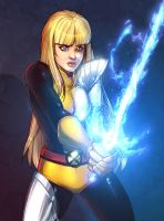 Magik - Colored by JamieFayX
