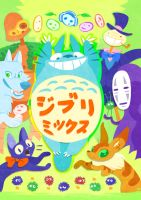 Ghibli Mix by Versiris
