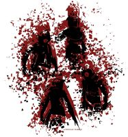 Assassin's Creed Unity - Tshirt by LitYousei
