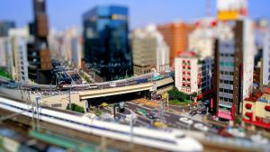 Tilt Shift Wallpaper 25 by leiyagami