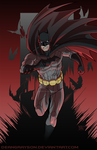 Batman by DeanGrayson