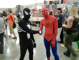 spidey and me by drakewl75
