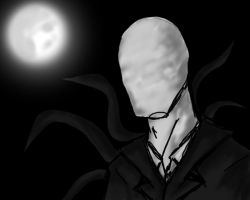 Slender's watching you by Tankian-Fan