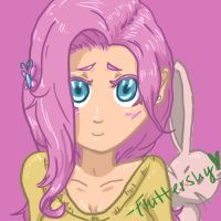 Fluttershy by Steer-By-The-Stars