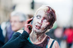 World Zombie Day London 2012 VII by l33tc4k3