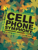 Cell Phone Symphony poster by xmysterydance