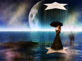 Saddened Star by AHeartCanBurn