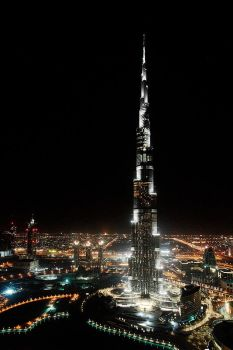 Burj Khalifa II by Osiris81