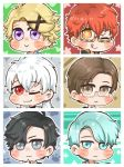 MM chibi icons~ by Brabbitwdl