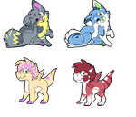 Adopts 2 - open by CatConspiracy