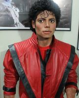Michael Jackson lifesize statue project by godaiking