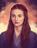 Sansa Stark by ImperfectSoul
