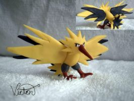 145 Zapdos by VictorCustomizer