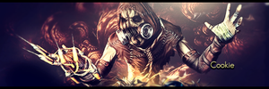 Scarecrow signature. by ACGFX