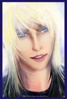 comm:: Leander by Naoto-shirogane-chan