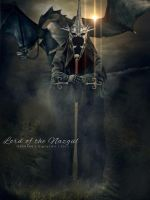 Lord of the Nazgul by SPRSPRsDigitalArt