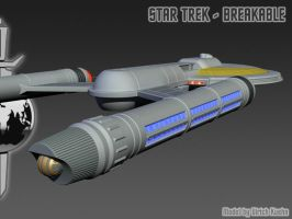 STAR TREK - BREAKABLE: ISS PHOENIX-Narcelles by ulimann644