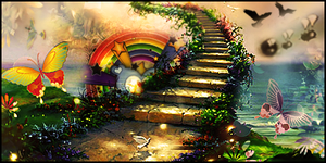 Stairway to Heaven by TomTR