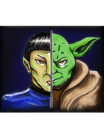 Trek Wars by shazam26