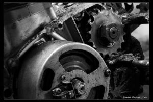 black and white engine by danielh85