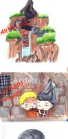 NaruHina Disneyland AU Comic part 2 by 1angel0wings1