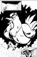 Yet more Fowl 14 by CrimeRoyale