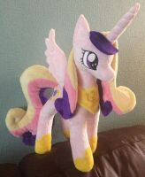 Princess Cadance Plushie by PlushieScraleos